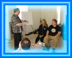 Speed Trance Instant Hypnotic Inductions Class with John Cerbone and Richard Nongard