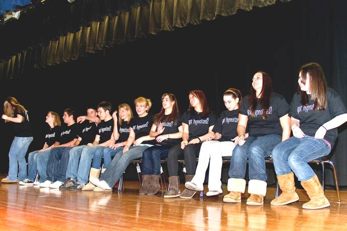 Stage Hypnosis Show