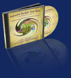 Hypnotic Scripts that Work Audio CD by John Cerbone