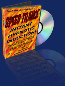 Speed Trance Instant Hypnotic Inductions from John Cerbone and Richard Nongard